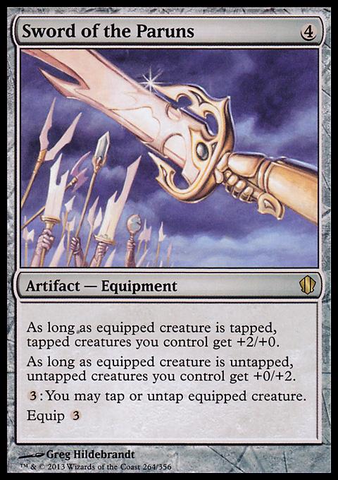Sword of the Paruns