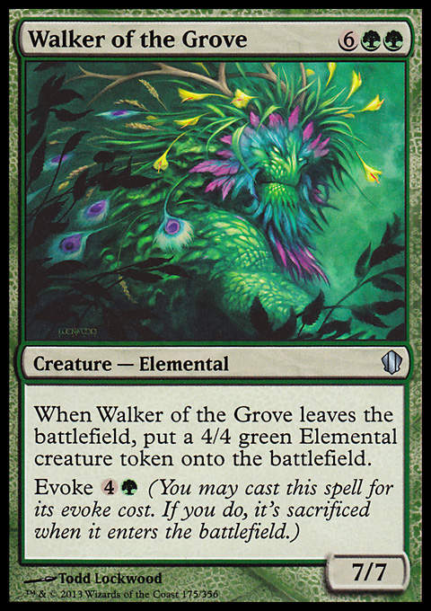Walker of the Grove original card image
