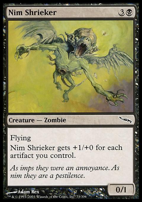 Nim Shrieker