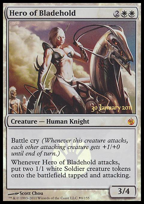 Hero of Bladehold