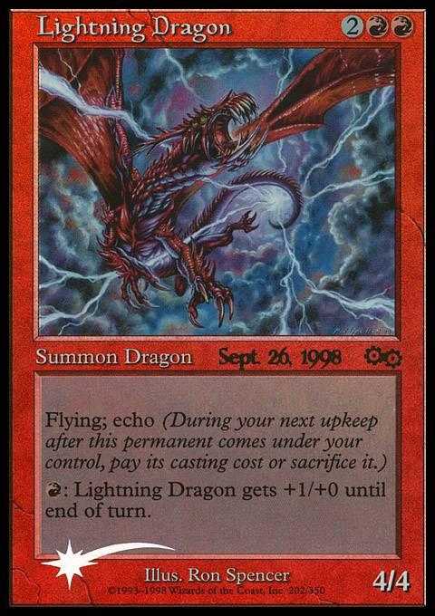 Lightning Dragon