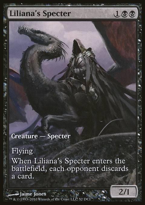 Liliana's Specter