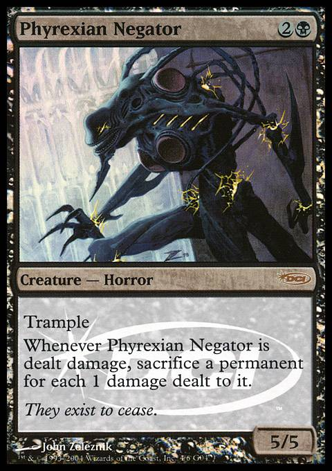 Phyrexian Negator