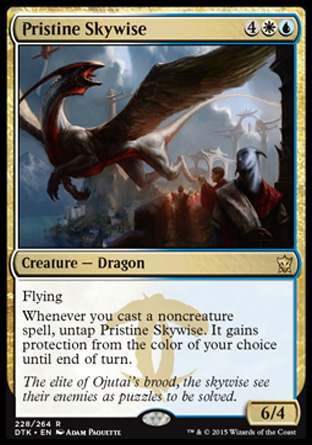 Pristine Skywise original card image