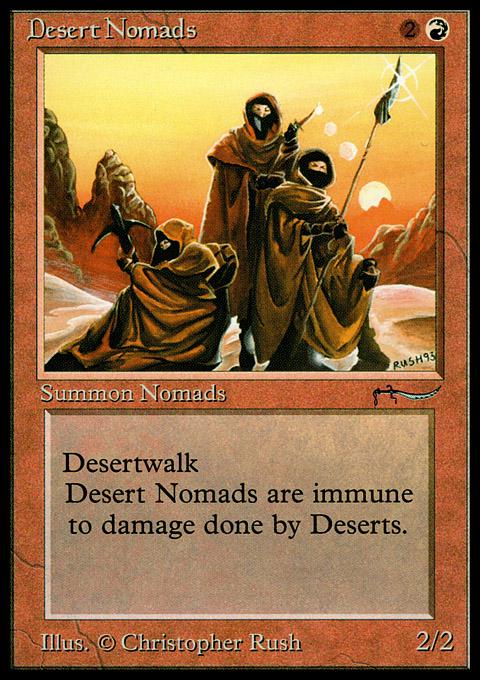 Desert Nomads