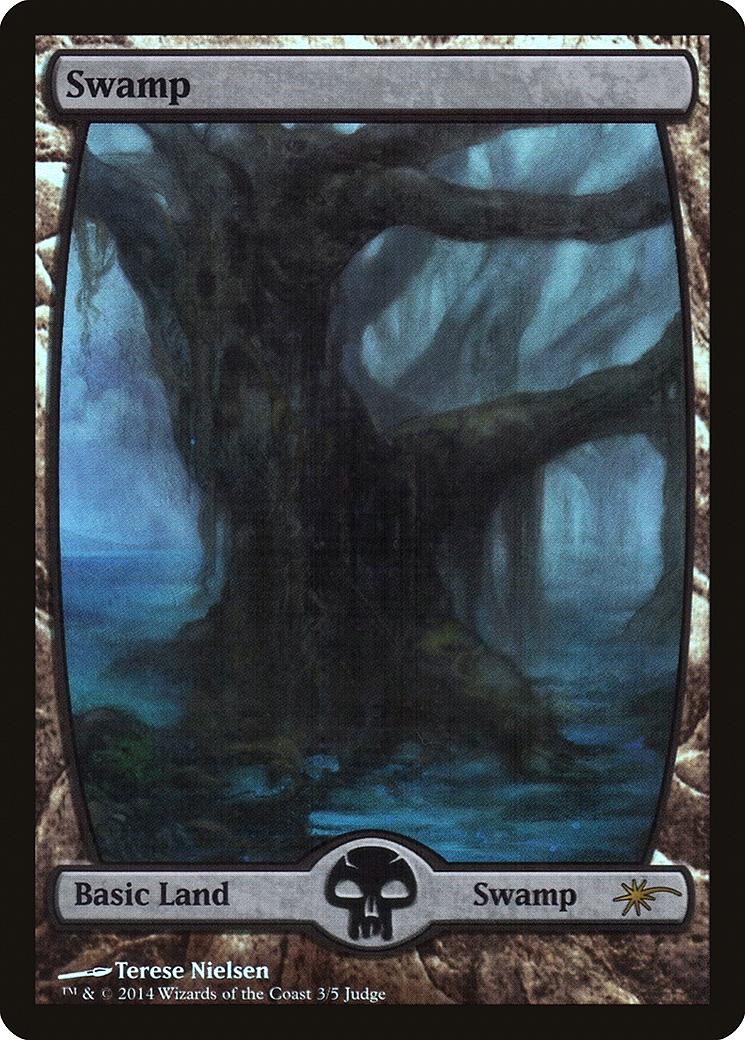 Swamp - Full Art