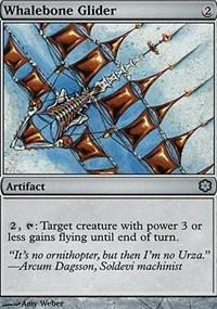 Whalebone Glider