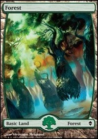 Forest (248) - Full Art