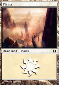 Plains (252) card from Return to Ravnica