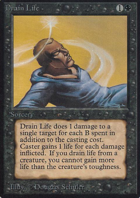 Drain Life