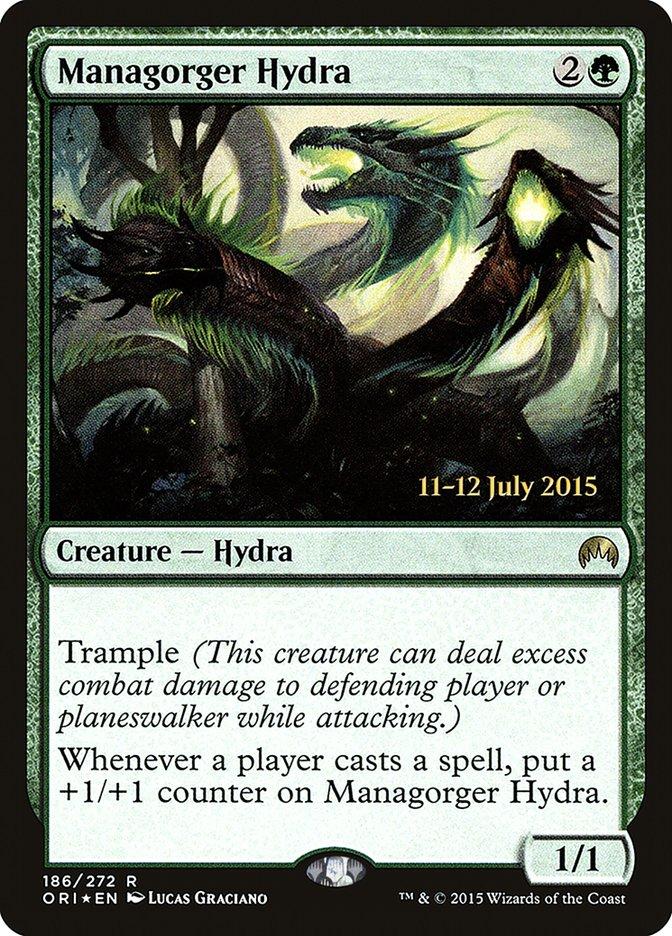 Managorger Hydra