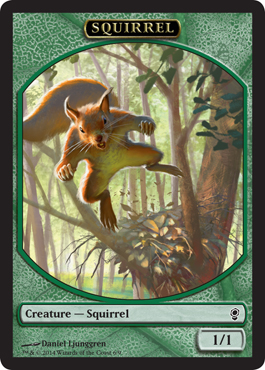 Squirrel Token