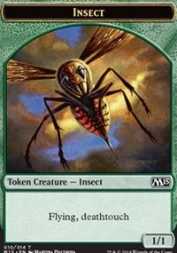 Insect Token (Deathtouch)