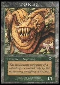 Saproling Token (Invasion)