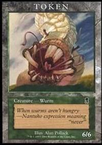 Wurm Token (Odyssey)