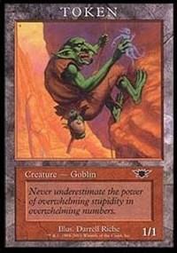 Goblin Token (Legions)