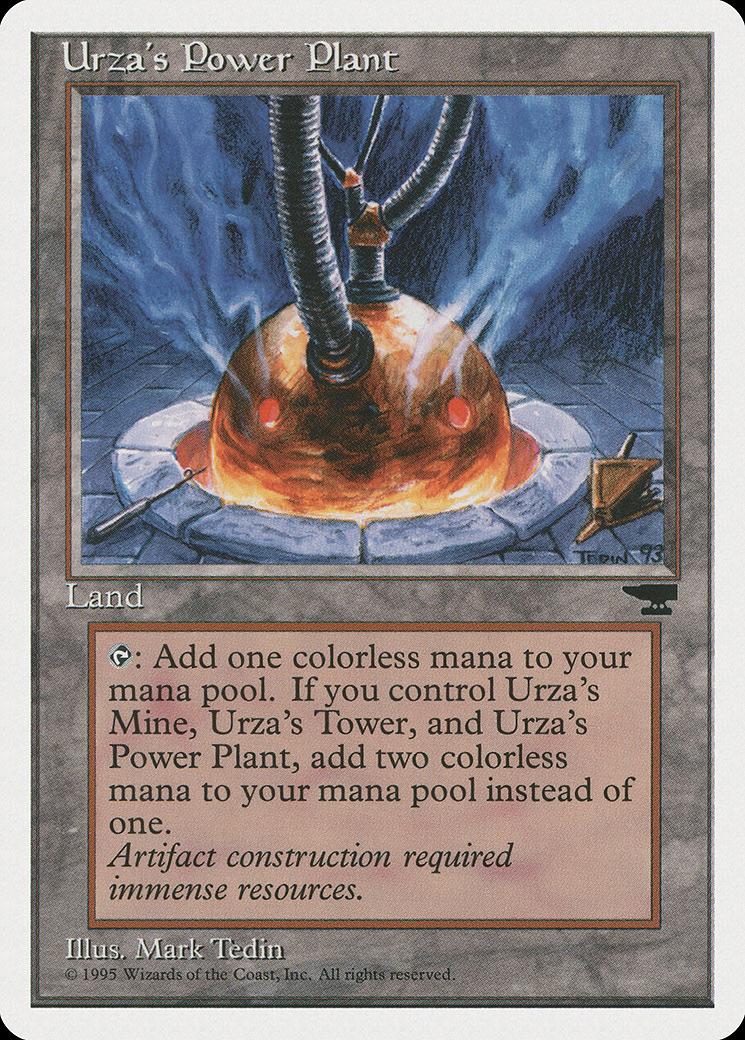 Urza's Power Plant (Sphere)