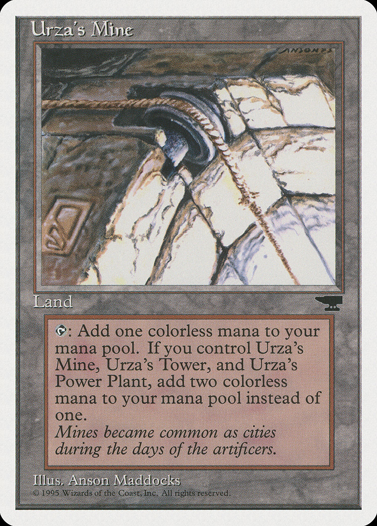 Urza's Mine (Pulley)