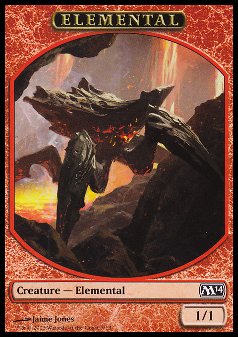 Elemental Token (Jones)