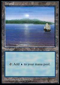 Island - Red Pack (Beard, Jr.)