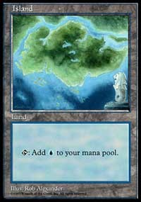Island - Clear Pack (Alexander)