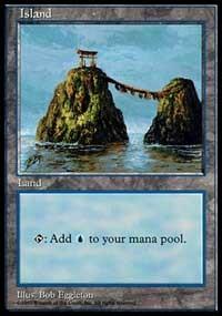 Island - Blue Pack (Eggleton)