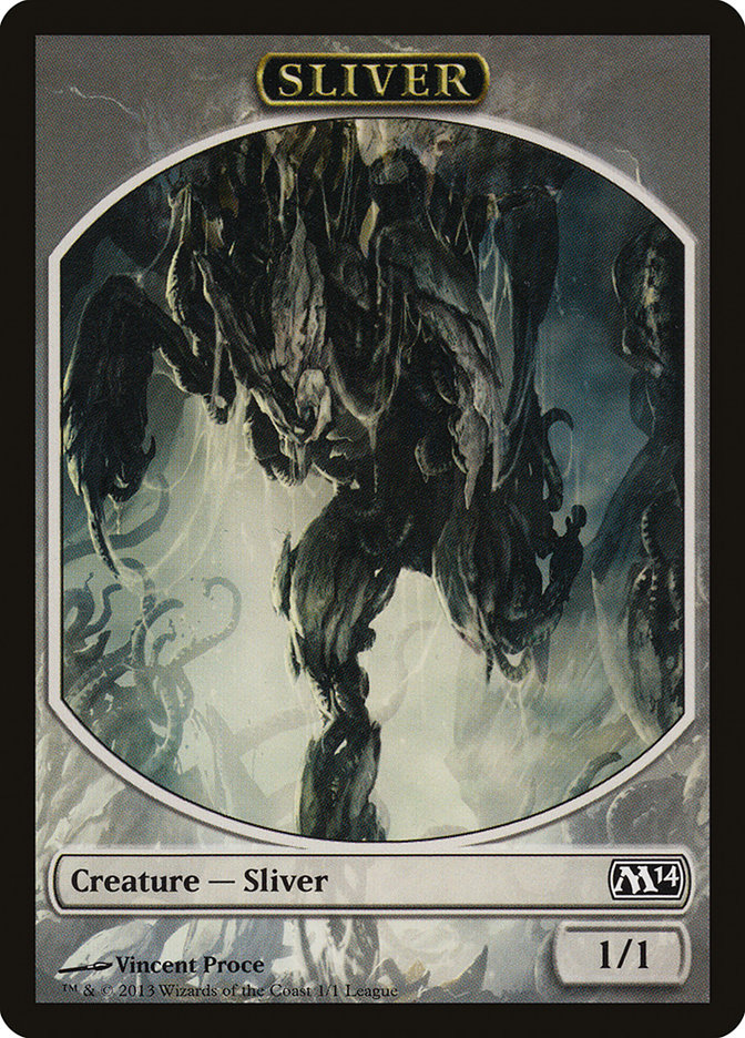 Sliver Token (League)