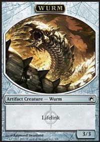 Wurm Token (Lifelink)