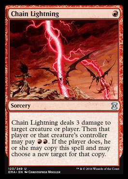 Chain Lightning
