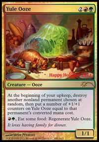 Yule Ooze