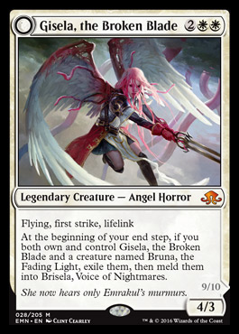 Gisela, the Broken Blade