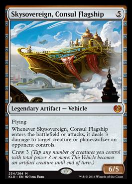 Skysovereign, Consul Flagship original card image