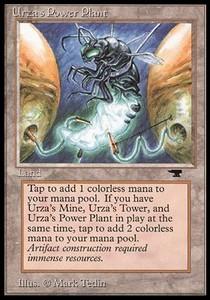 Urza's Power Plant (Bug)