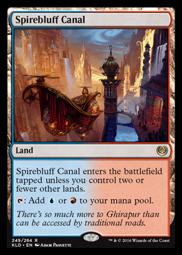 Spirebluff Canal
